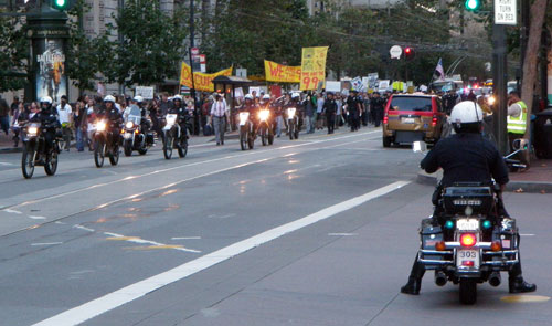 Cop-ucpy Mission Street