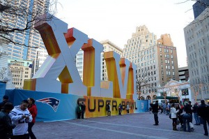 The Super Bowl: It's not just for Sundays