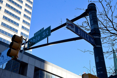 Where the streets have new names