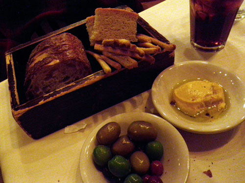 Becco bread basket