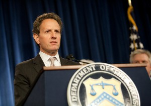 Timothy Geithner and Me