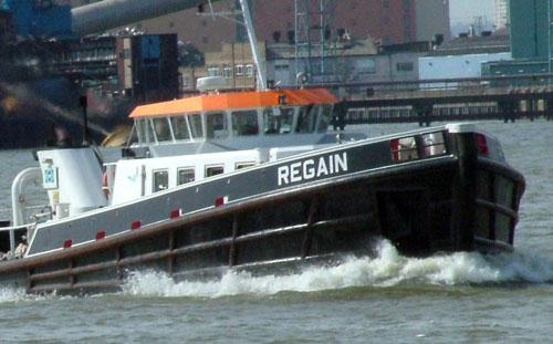 Regain boat
