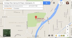 Google Maps Indianapolis