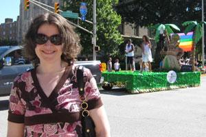 Indy gay pride parade