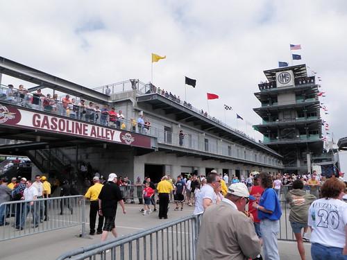 Indy 500 Pagoda