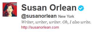 @SusanOrlean