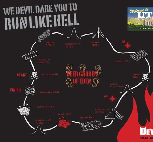 Devil Dash