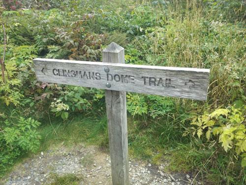 Clingmans Trail