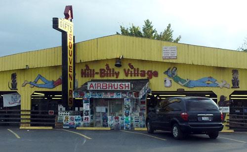 Hillbilly Village