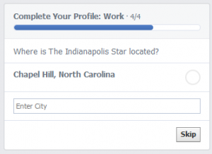 Where is the Indianapolis Star located?