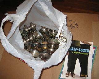 Half-Assed doorknobs
