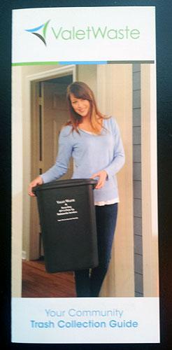 Valet Waste Brochure