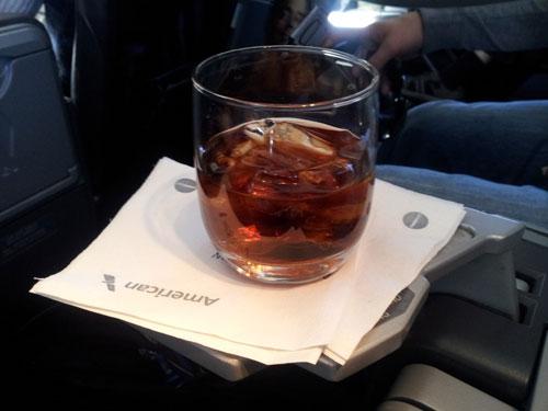 First class drink