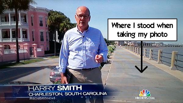 Charleston on NBC