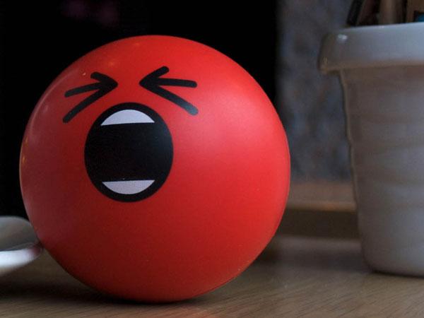 Anger ball