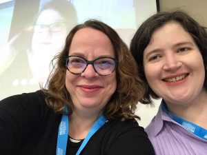 Wendy, Kate, and Jennette