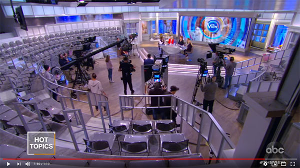 The View with no studio audience