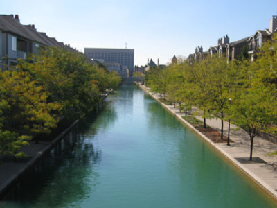 White River Canal